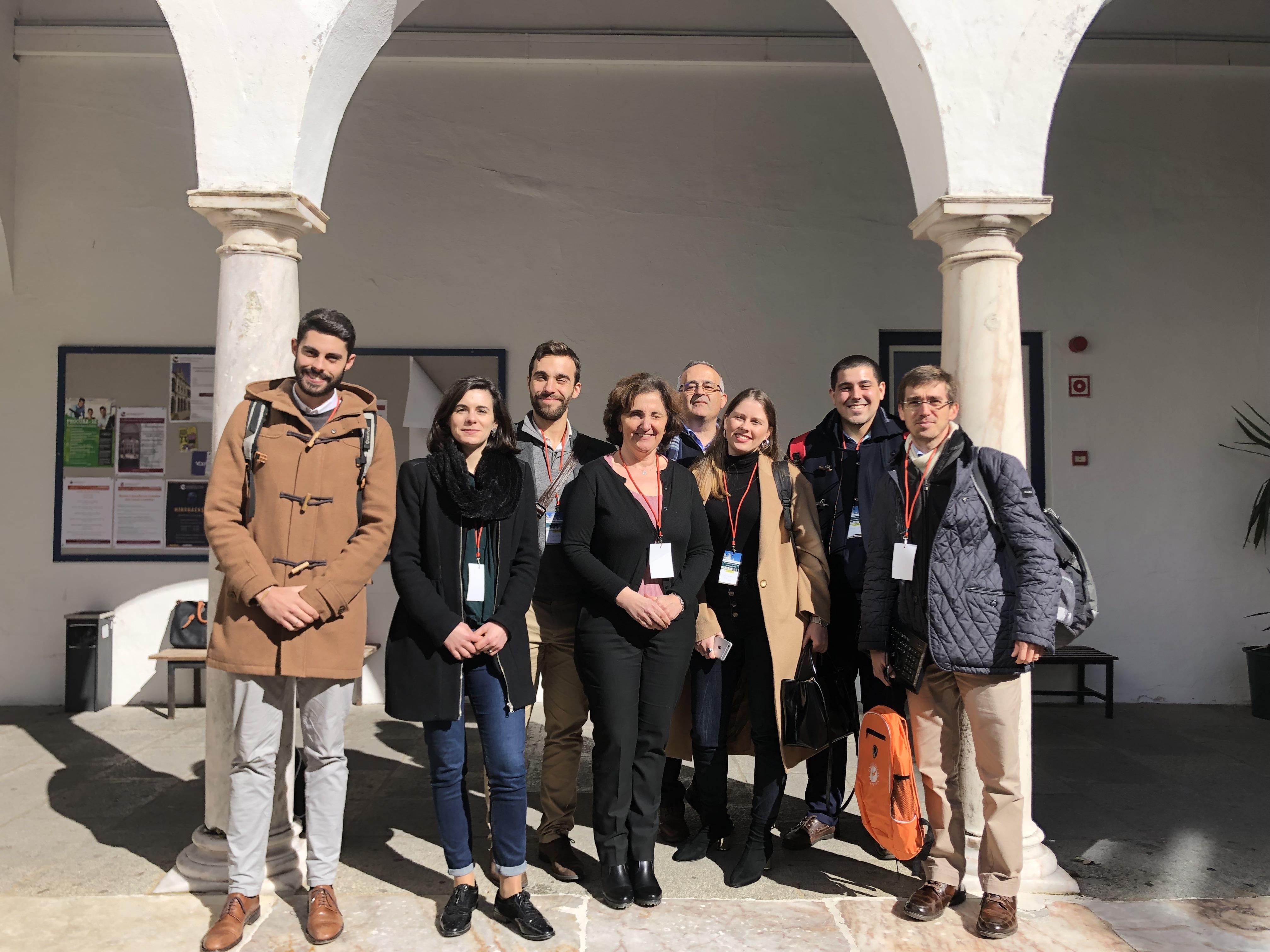 ESHTE - Students of ESHTE's MA and PhD participated in IFM 2019