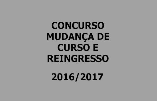 Eshte concurso de mudan a de curso e reingresso for Curso concurso docente 2016